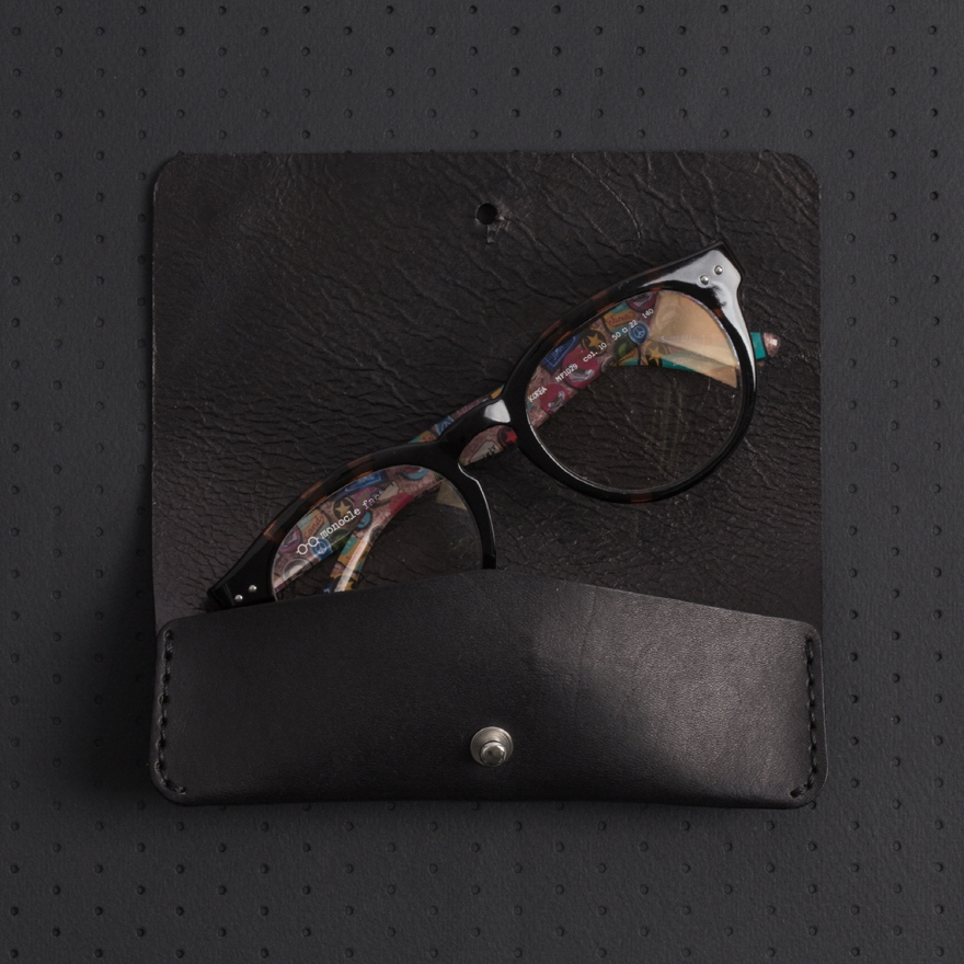 Optical Case - Jet Black