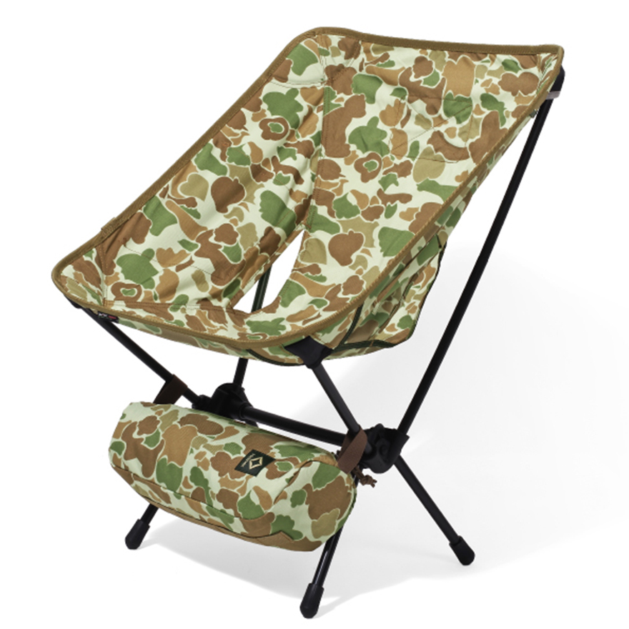 Tactical Chair - Duck Camo