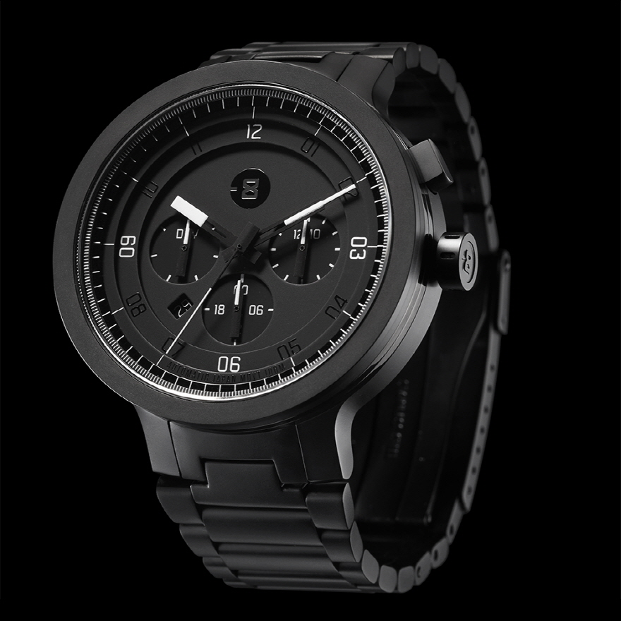 Layer24 Metal - Black / Black