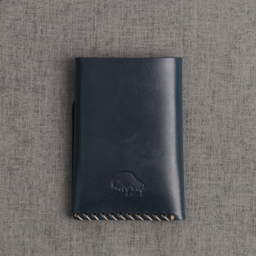 No.2 Wallet - Navy