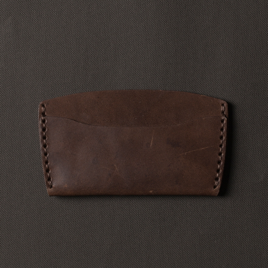No.3 Wallet - Whiskey