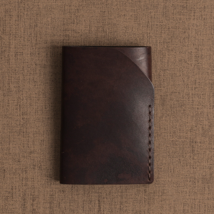 No.2 Wallet - Malbec