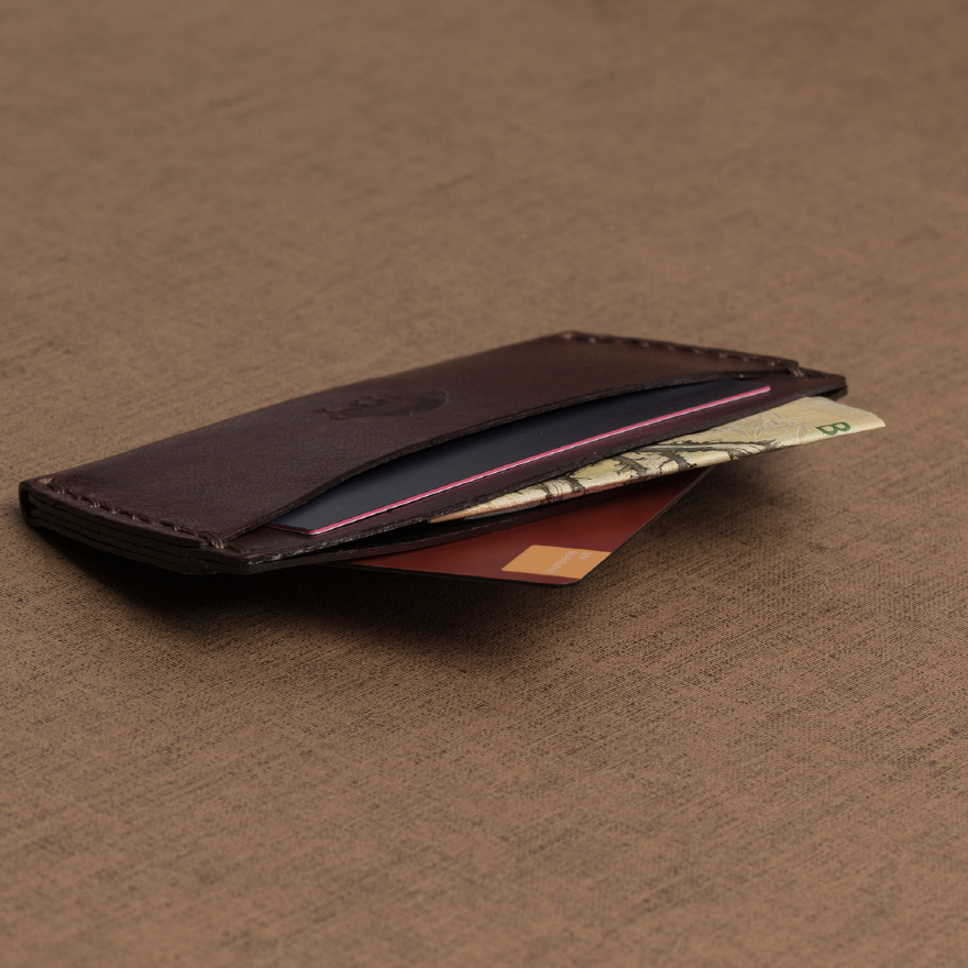 No.3 Wallet - Malbec