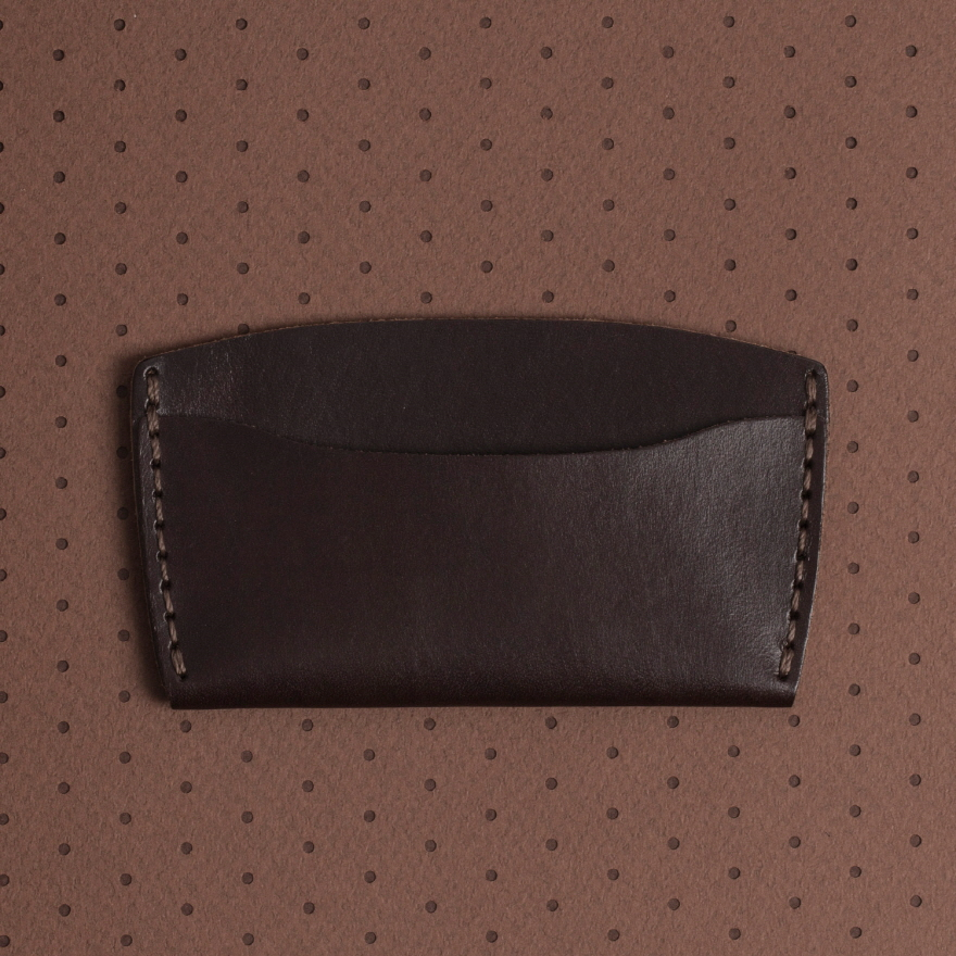 No.3 Wallet - Brown
