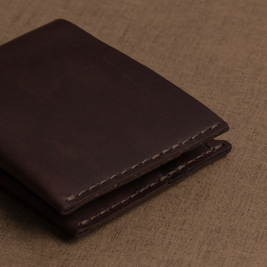 No.6 Wallet - Malbec