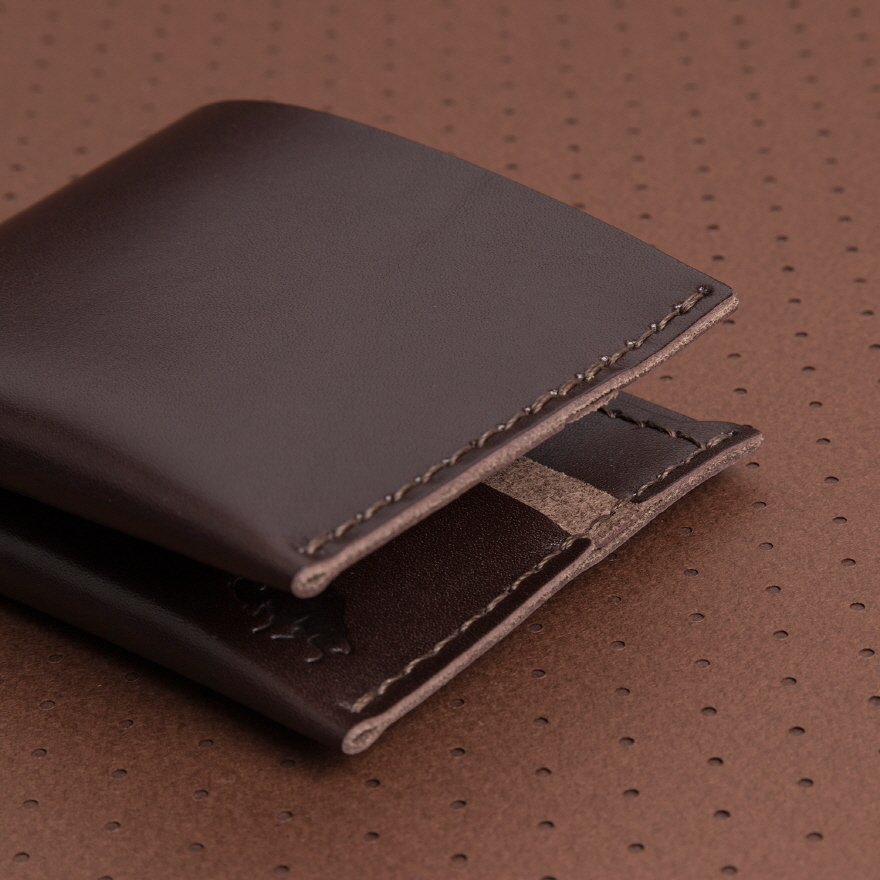 No.6 Wallet - Brown