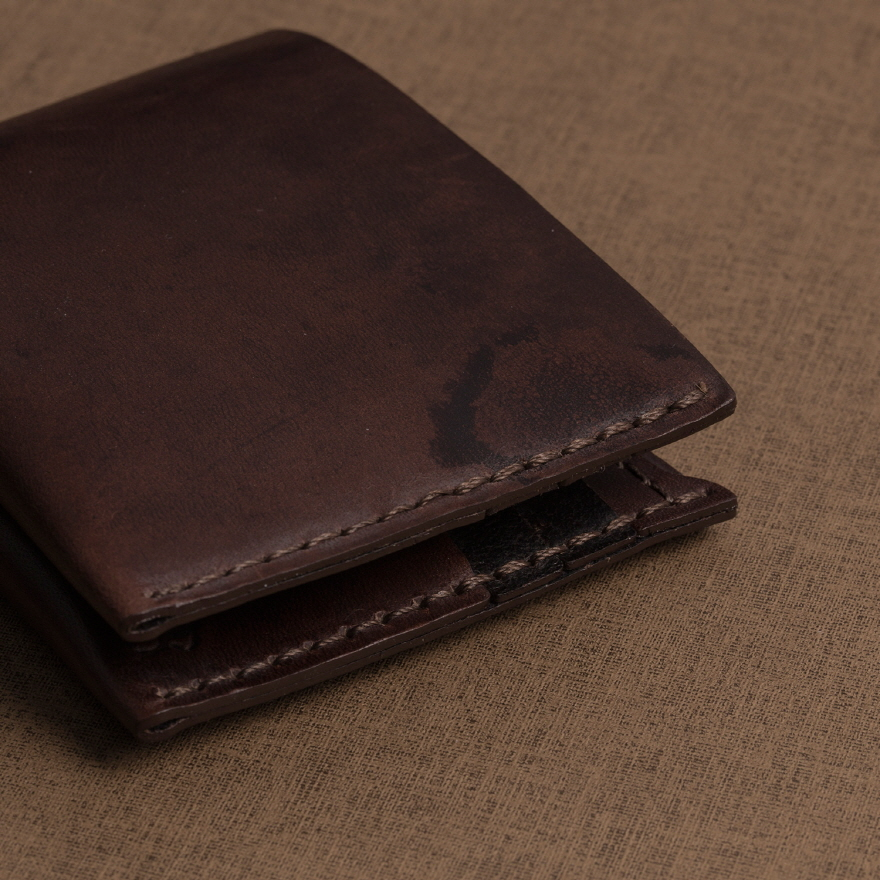 No.8 Wallet - Malbec
