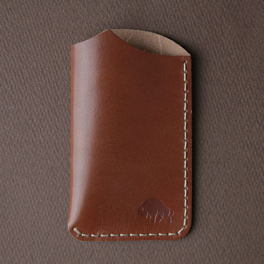 No.1 Wallet - Cognac