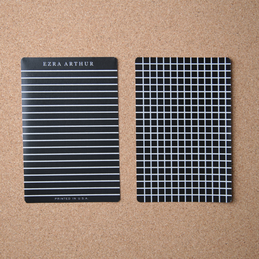 Small Notebook - Jet Black