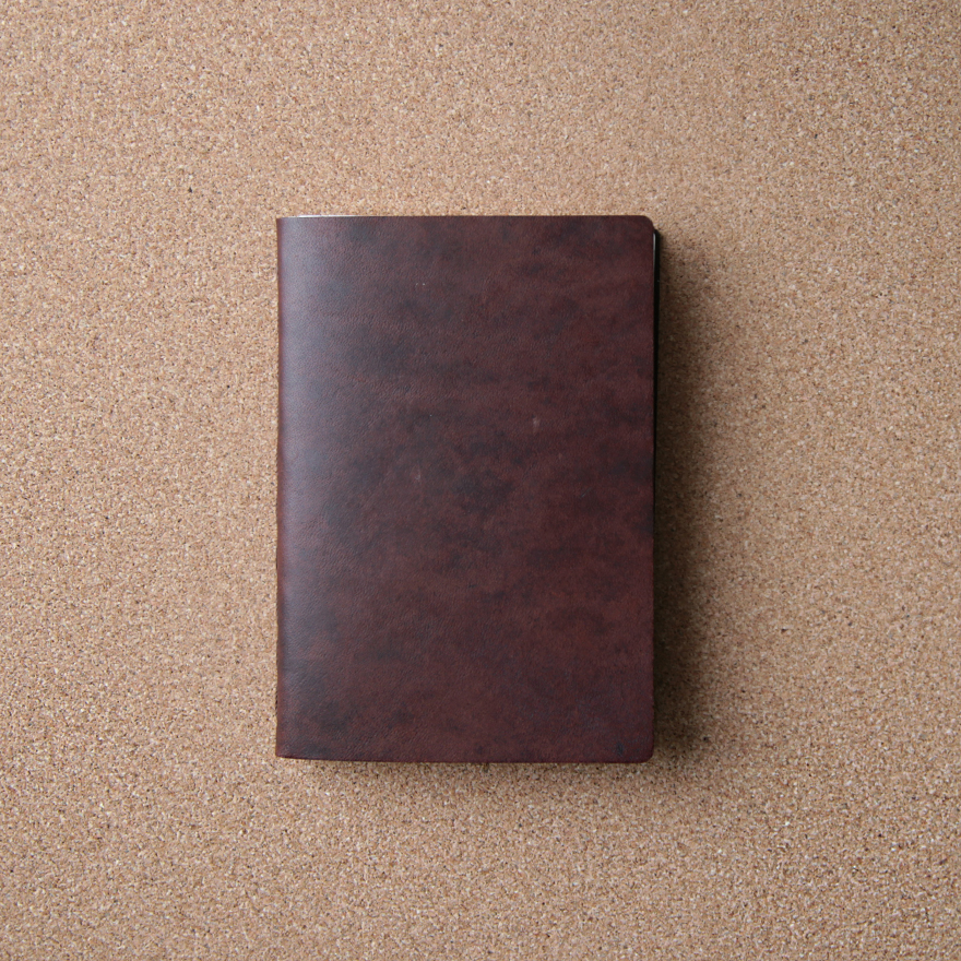 Small Notebook - Malbec