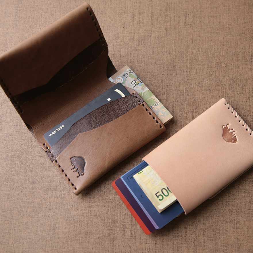 [SET] No.2 Wallet & No.4 Wallet
