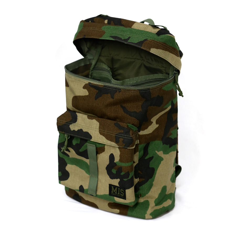Backpack - Woodland Camo