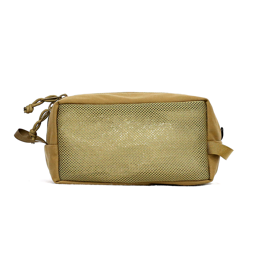 Mesh Multi Bag - Coyote Brown
