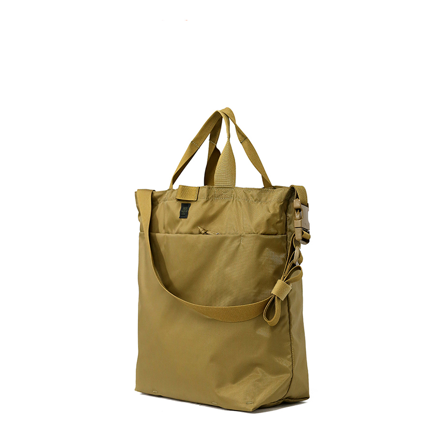2Way Shoulder Bag - Coyote Brown