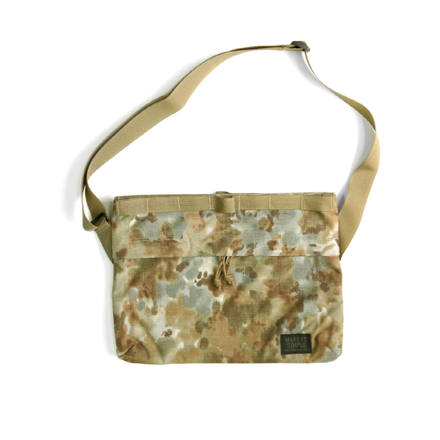 Padded Shoulder Bag - Covert Desert