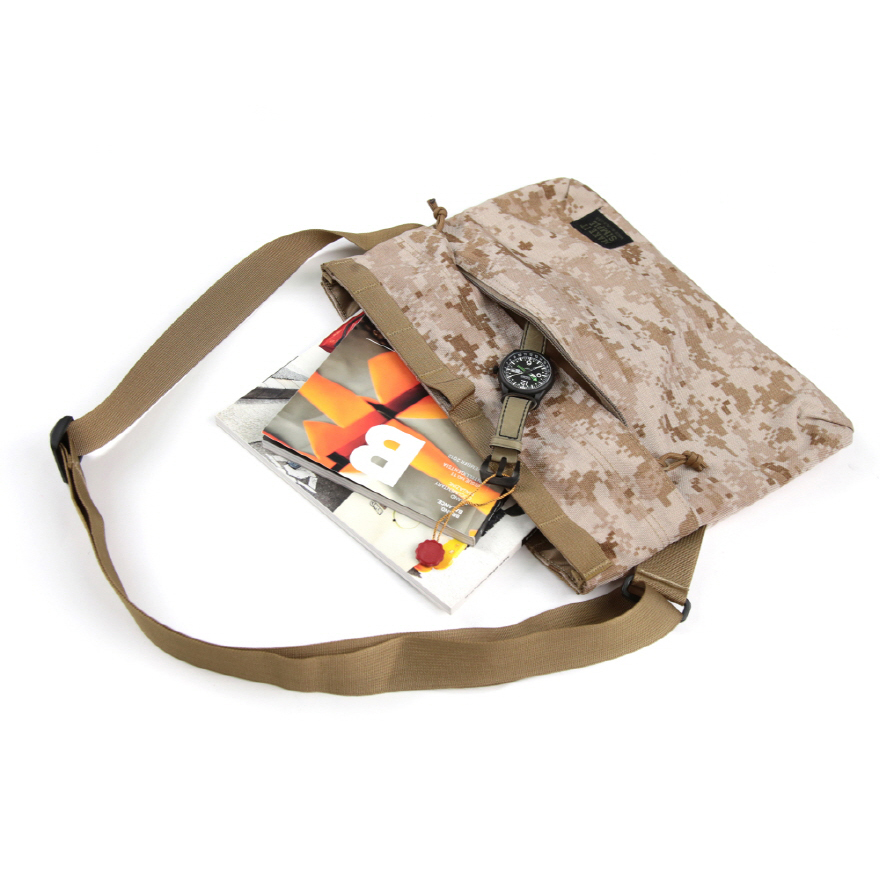 Padded Shoulder Bag - MarPat Desert