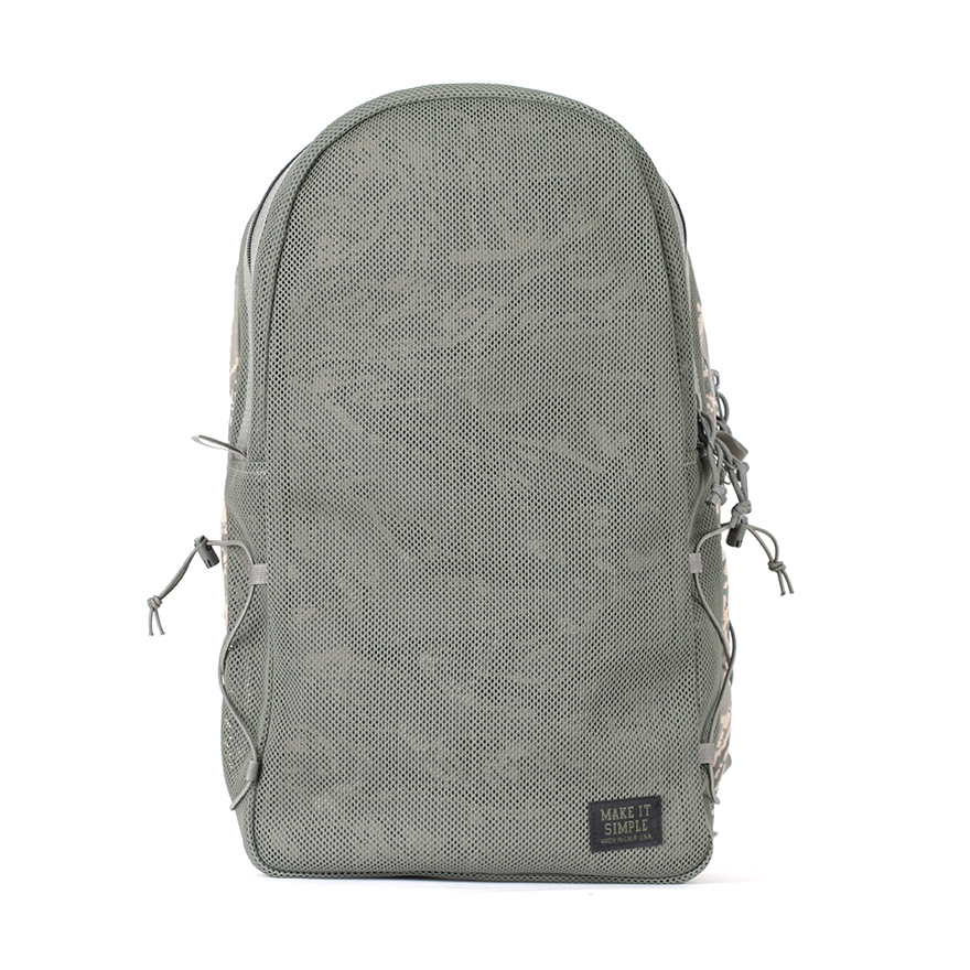Mesh Backpack - ABU Camo