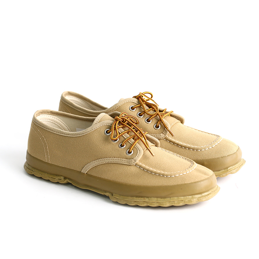 Work Oxford Moc - toe Type - Beige