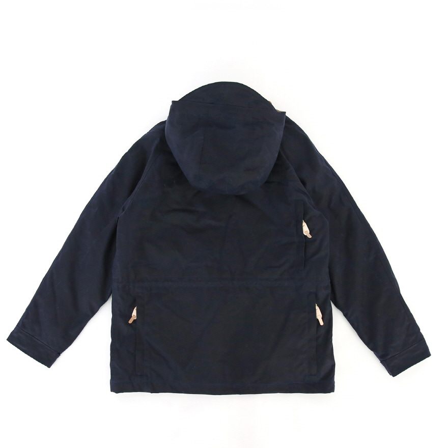 [재입고] Fisherman Parka - Navy