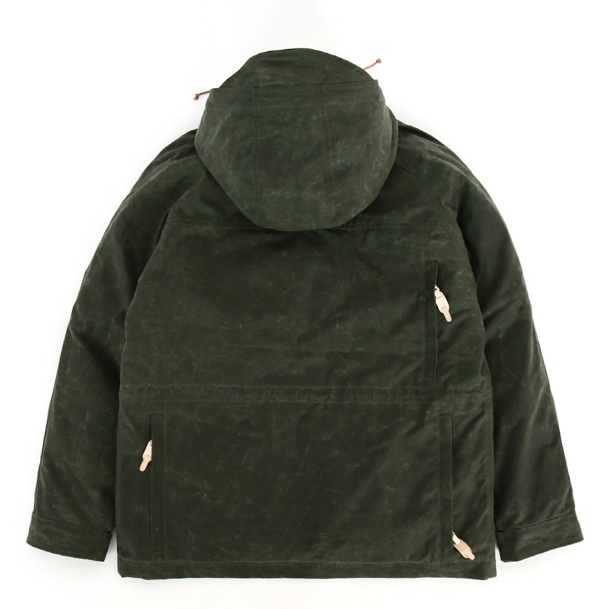 [재입고] Fisherman Parka - Dark Green