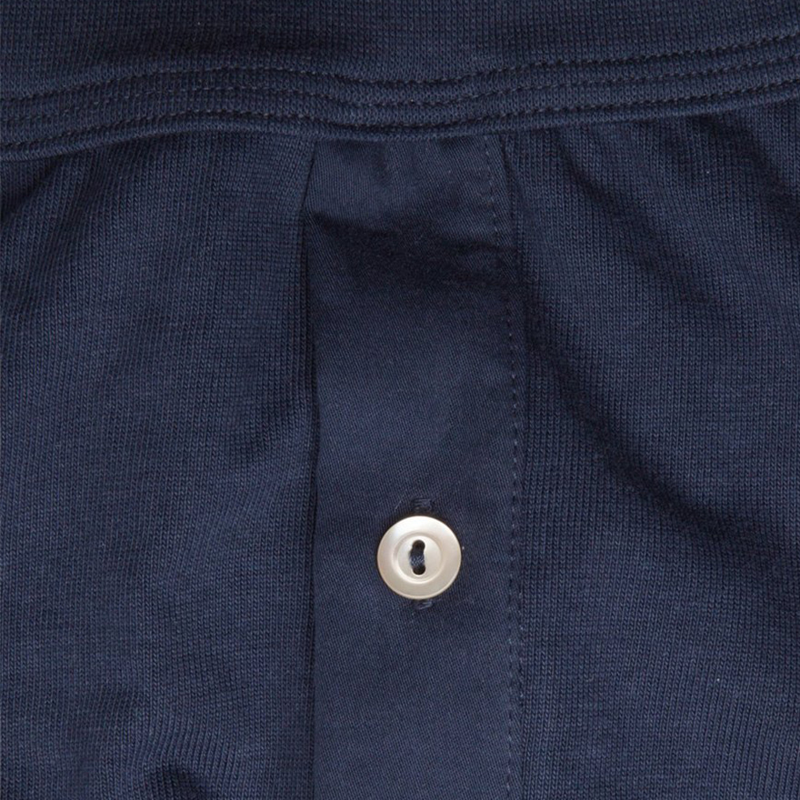 255 Boxer Button Fly - Ink Blue