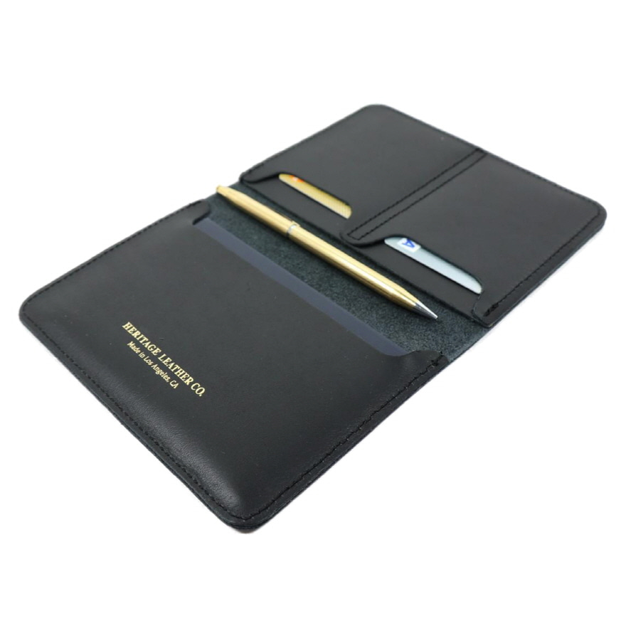 Passport Case - Black