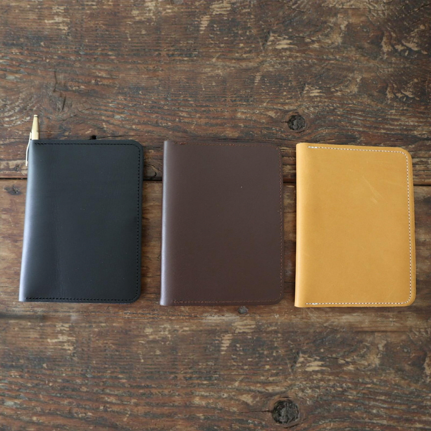 Passport Case - Brown