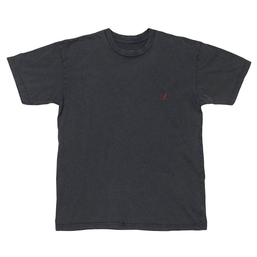 One Point Tee - Black
