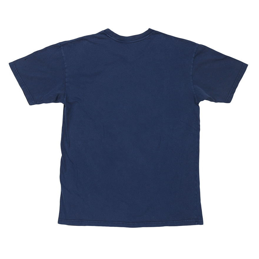 One Point Tee - Navy