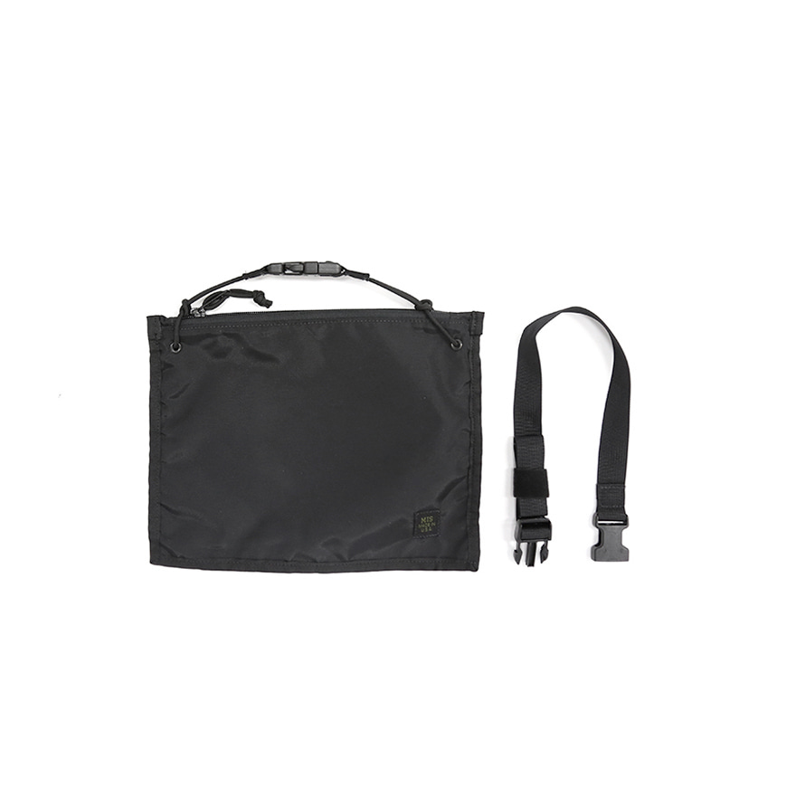2Way Pouch - Black