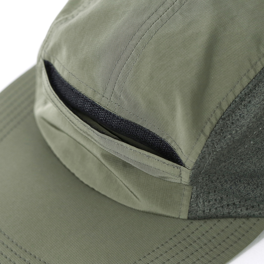 Waterproof Jet Cap - Olive