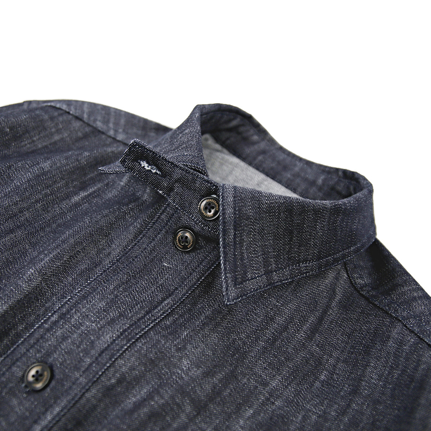 Utility Shirts Jacket - Denim