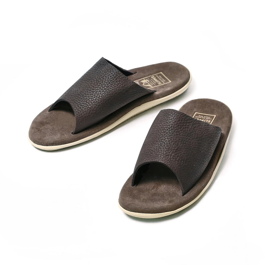 Bullhide Slide (PTS705BH) - Chocolate