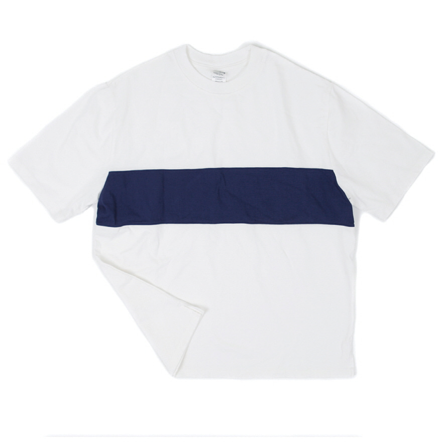 Line Point Half Sleeve - Off White
