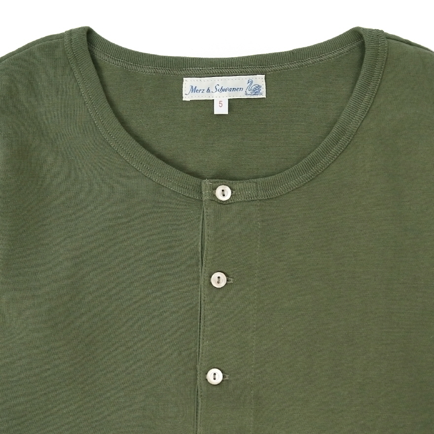 207 Henley Neck - Army