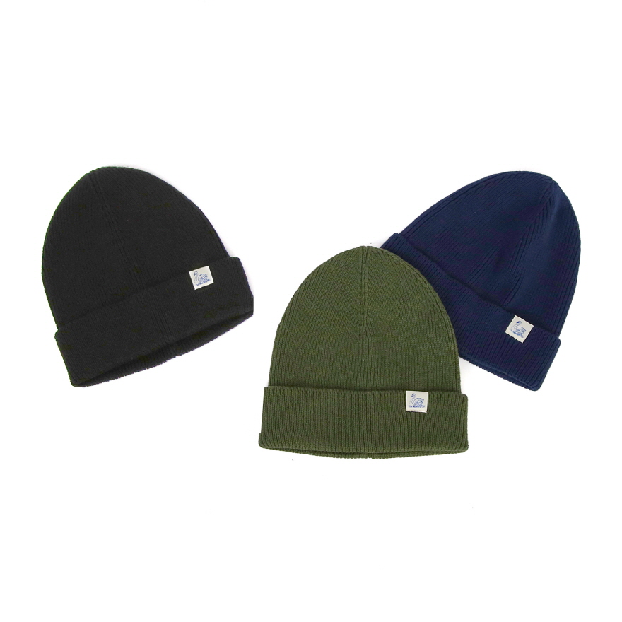 [진열상품] C91 Cotton Beanie - Army