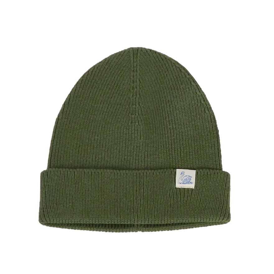 C91 Cotton Beanie - Army