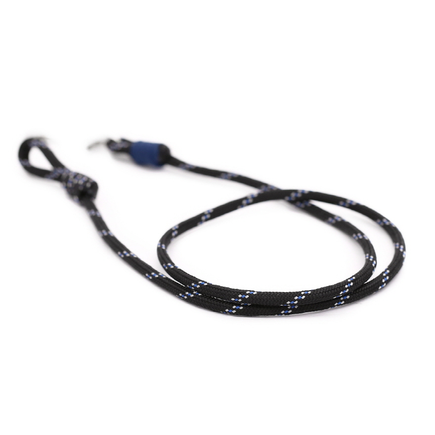 Anchor Bracelet - Midnight Black