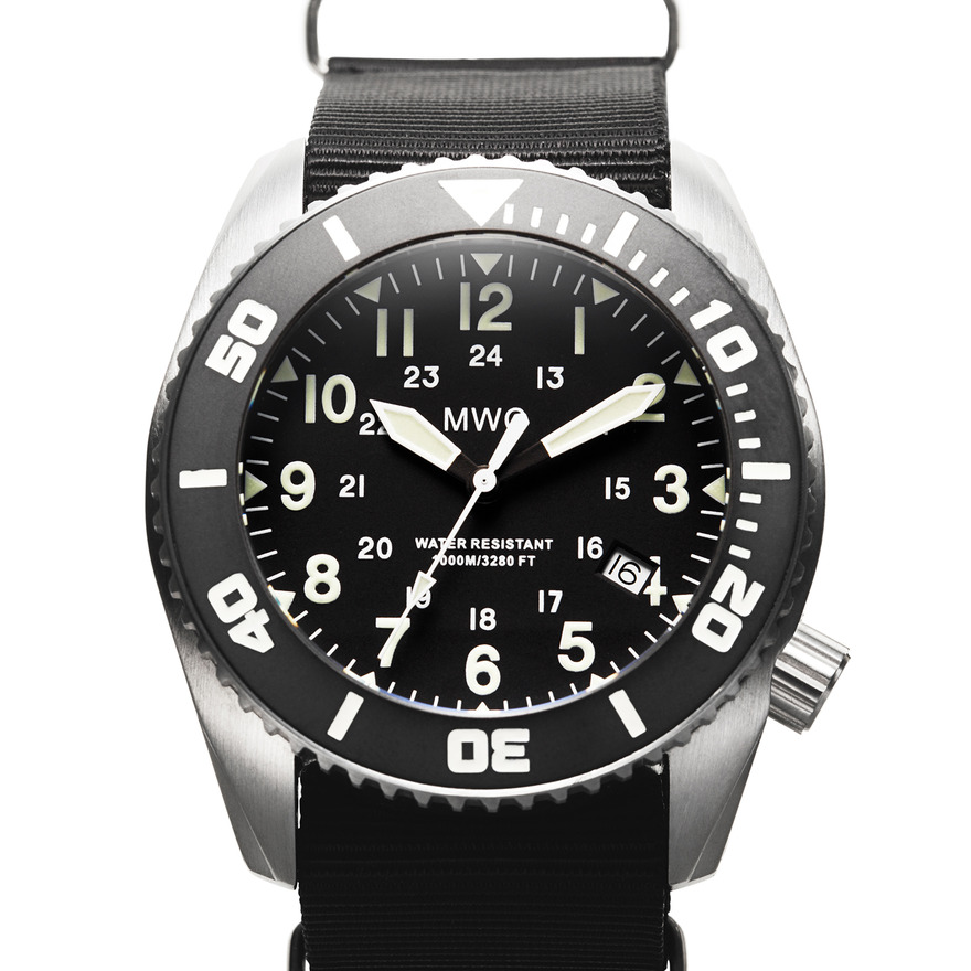 Depthmaster Diver US Pattern