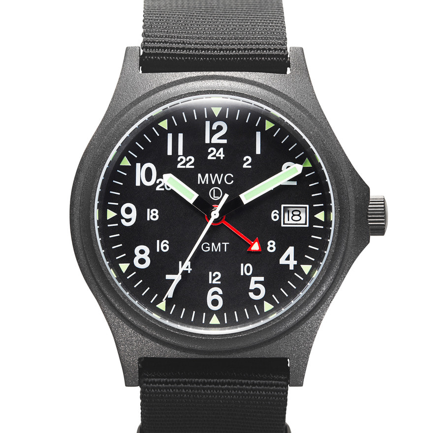 G10 100m GMT US Pattern PVD