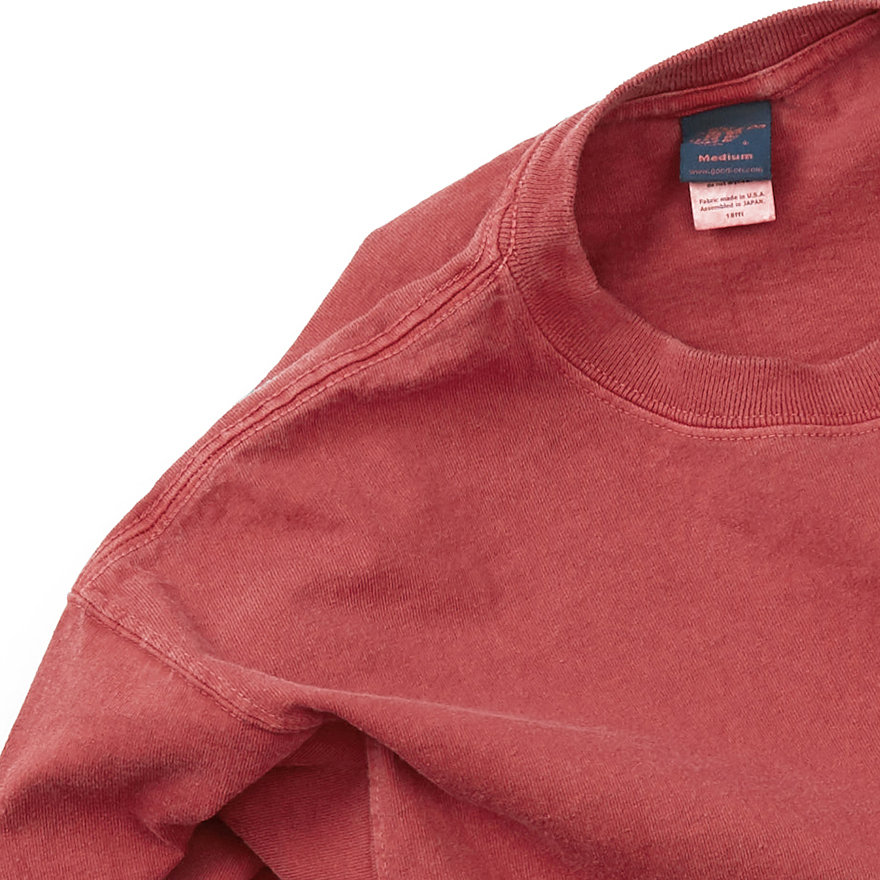 Long T-Shirts - P-F.Red