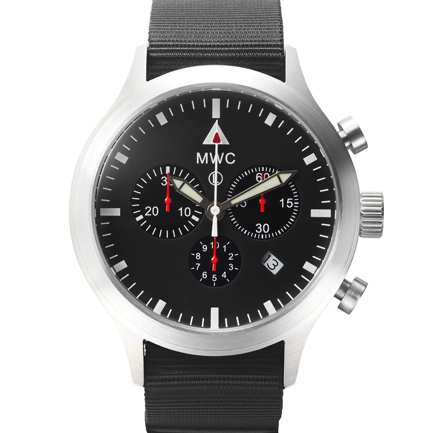 Chronograph Mark4 Pilot