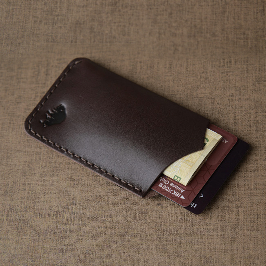 No.1 Wallet - Malbec