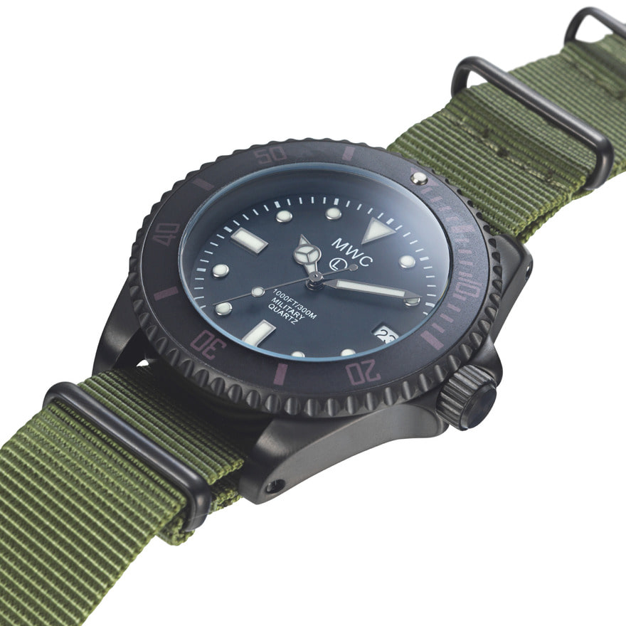 Military Diver PVD