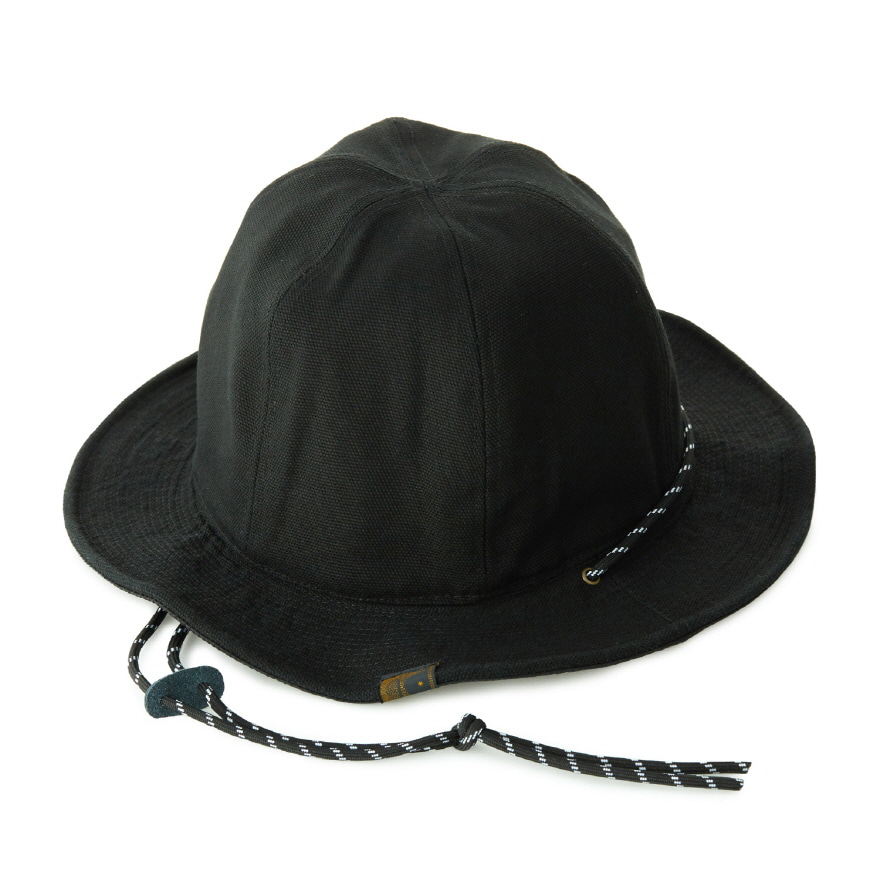 Canvas Cord R/Hat - Black