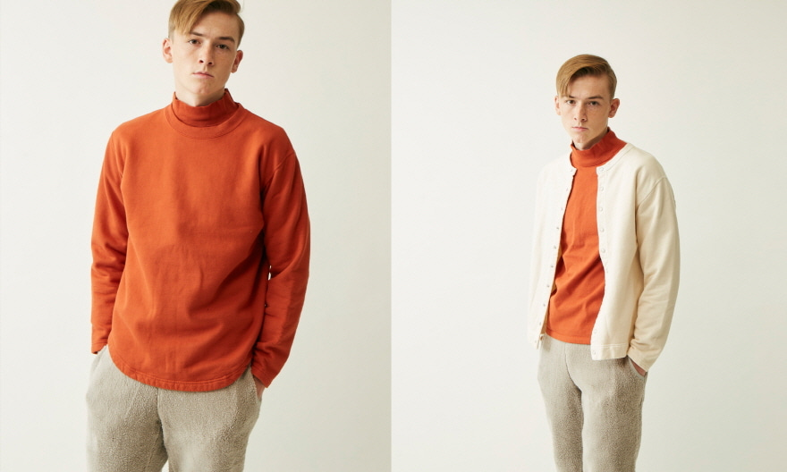 GOOD ON,GOOD ON 18FW LOOKBOOK
