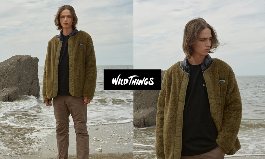 Wild Things,WILD THINGS 18FW LOOKBOOK