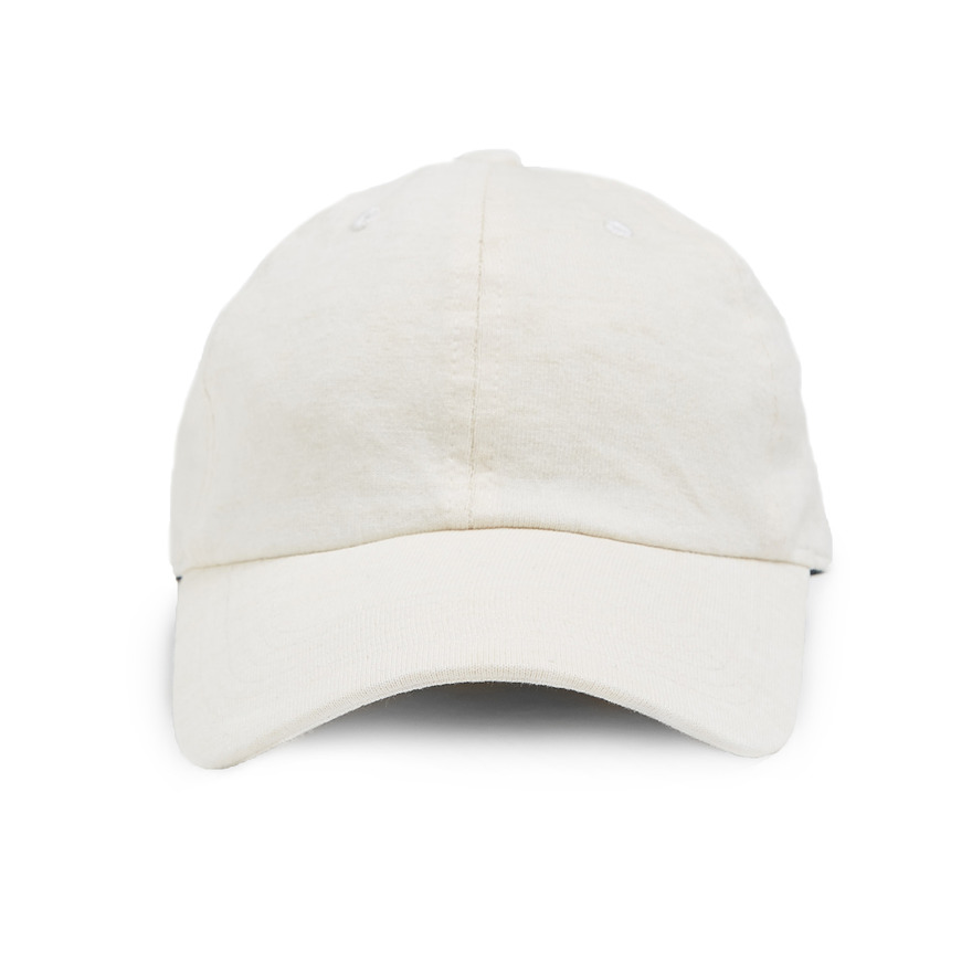 Solid HVY Jersey Low Cap - P-Natural