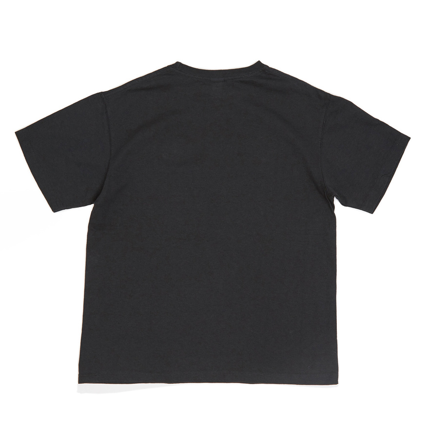 Crew Neck T-shirts - Black
