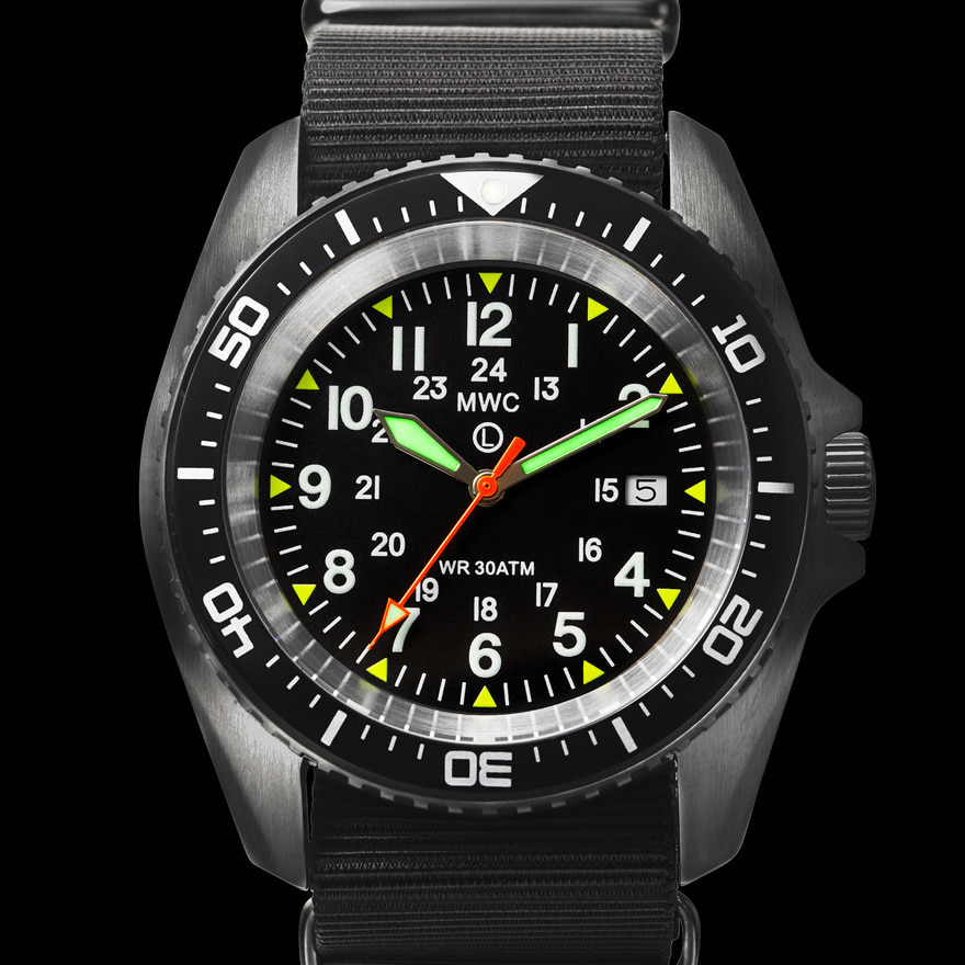 Heavy Duty Military Diver US Pattern PVD